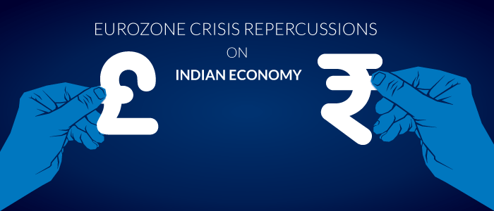 Eurozone Crisis Repercussions on Indian Economy